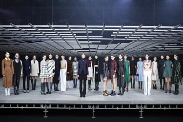 Dior Pre-Fall 2015 Esprit Tokyo