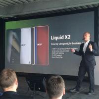 Ni una ni dos, el nuevo Acer Liquid X2 soporta hasta tres tarjetas SIM a la vez