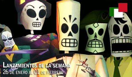 Lanzamientos de la semana en México del 26 de enero al 01 de febrero