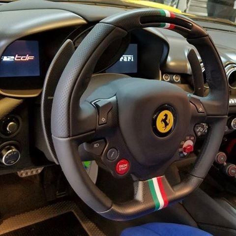 Foto de Ferrari F12 tdf DSKL edition (7/9)