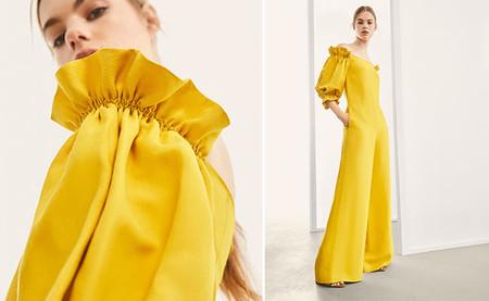 Vestidos fiesta massimo dutti otono 202019