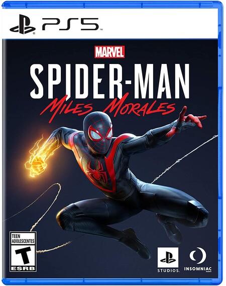 Spider-Man Miles Morales en Amazon México con el Buen Fin 2020