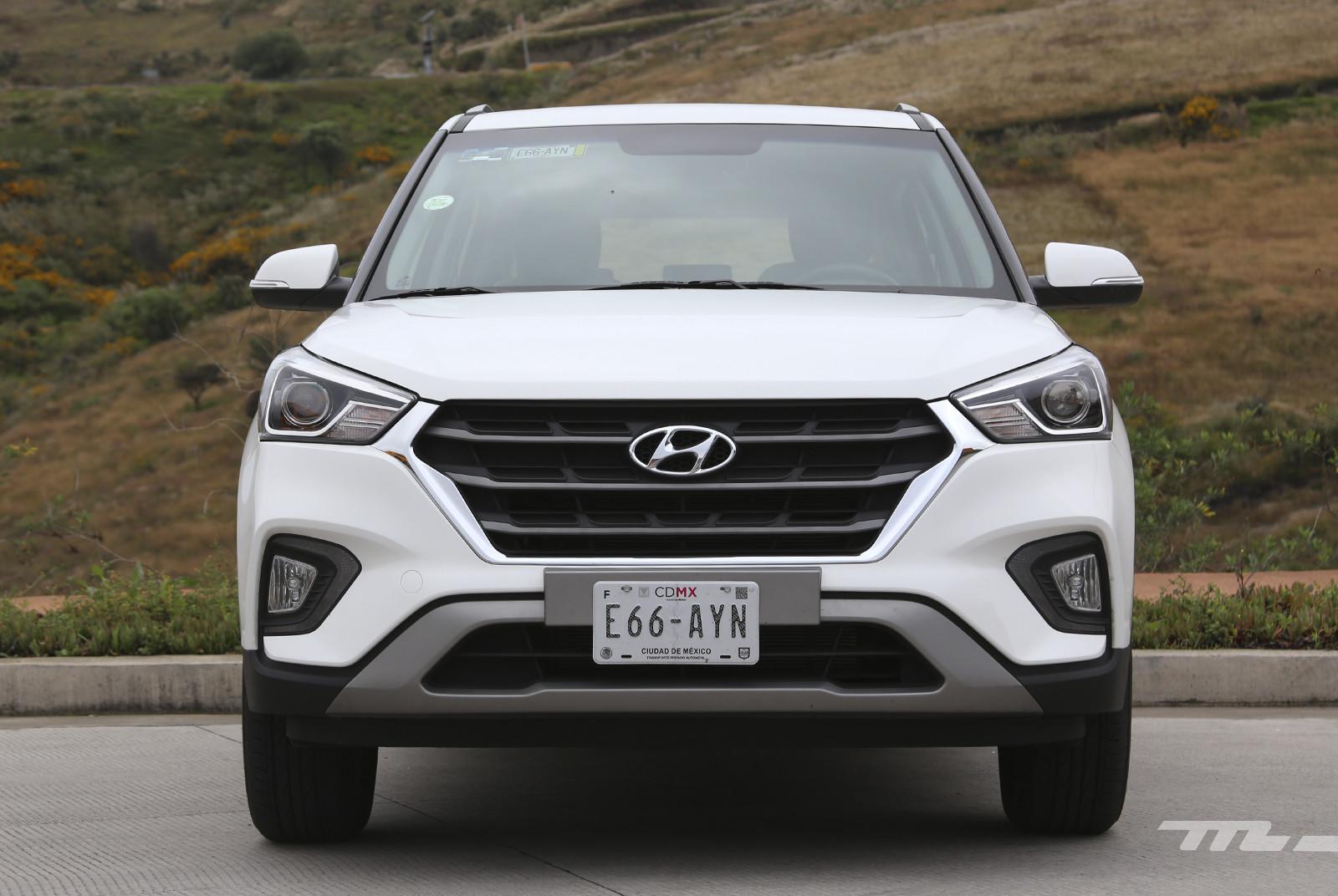 Hyundai Creta 2019 (prueba)