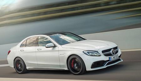 Así es el nuevo Mercedes-AMG C 63