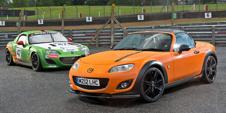 Mazda MX-5 GT Concept, directo a Goodwood