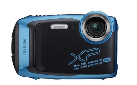 Fujifilm presenta la FinePix XP140, el objetivo FUJINON GF100-200mmF5.6 R LM OIS WR y nuevo firmware para varias cámaras