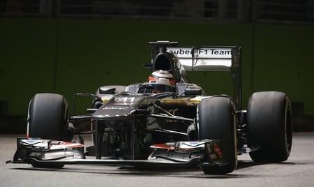 """Nico Hülkenberg se queda sin opciones en McLaren por """"pesado"""""""
