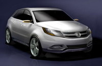 Ssangyong C200 SUV Concept