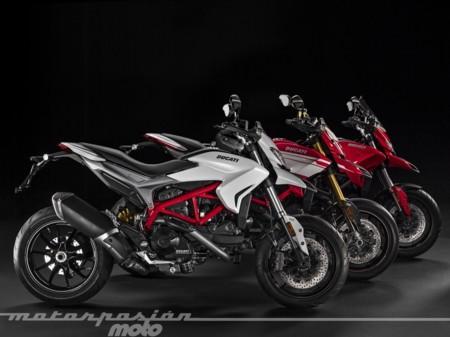 Redescubrimos la gama Ducati Hypermotard. ¡Funbike en estado puro!