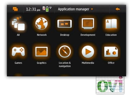 Nokia N900 actualiza su firmware y posibilita acceder a la Ovi Store