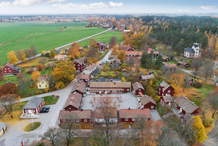 ¿Siempre soñaste con tener tu propio pueblo? Suecia te vende uno. Por unos módicos €7 millones