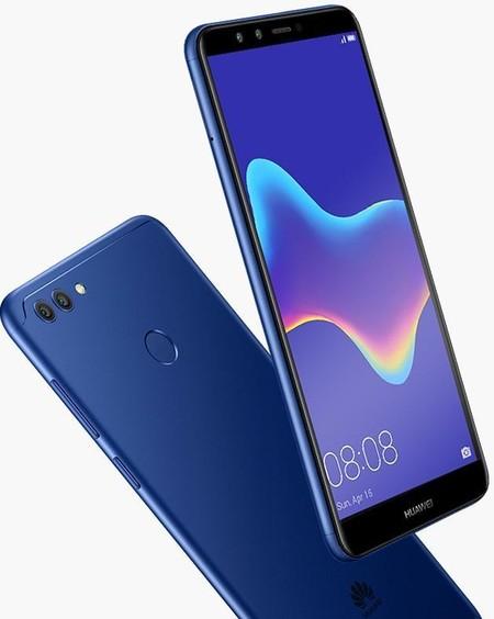 Huawei Y9 2018 Precio Mexico