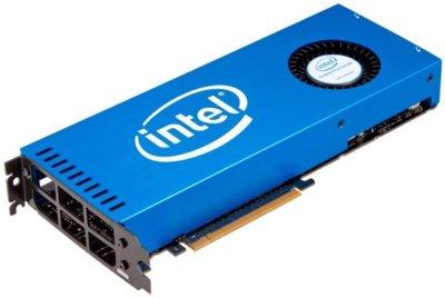 Intel piensa en un futuro a lo grande