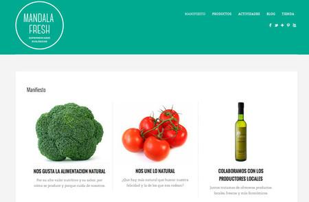 Mandala Fresh, abre en Valencia el supermercado ecológico más grande de España