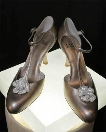 Un millón de dólares en zapatos para los Oscar's