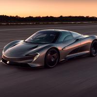 McLaren Speedtail: Capaz de hacer el 0 a 300 km/h en sólo 13 segundos