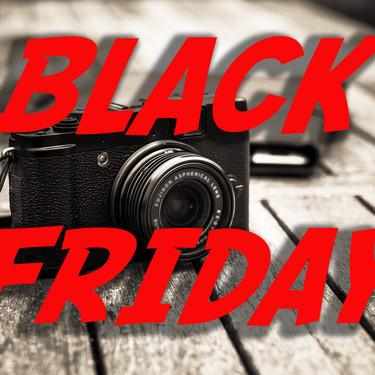 Black Friday 2017, aprovéchate de las mejores ofertas de fotografía [en constante actualización]
