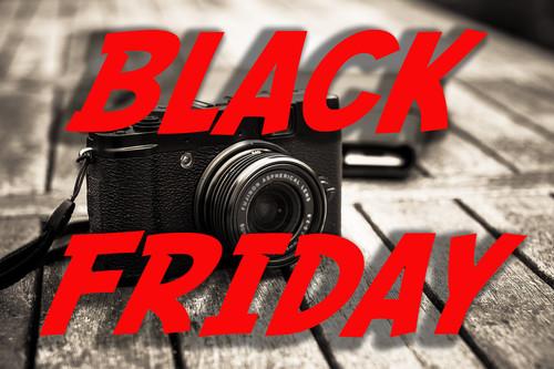 Black Friday 2017, aprovéchate de las mejores ofertas de fotografía [finalizado]