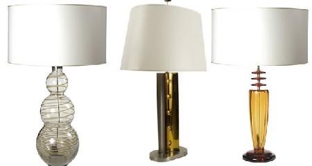 Lámparas de Lorin Marsh