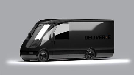 Bollinger presenta la Deliver-E, una nueva plataforma para furgonetas eléctricas con baterías de hasta 210 kWh