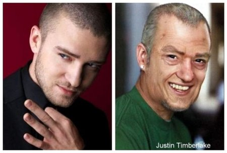 Timberlake es un viejecito