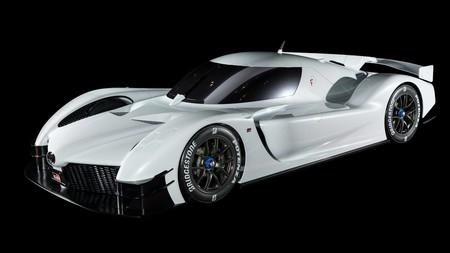 Toyota GR Super Sport Concept: un hiperdeportivo híbrido de 1.000 CV salido de las carreras