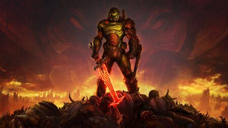 DOOM Eternal finalmente sí se unirá al catálogo de Xbox Game Pass en Xbox One y lo hará en octubre