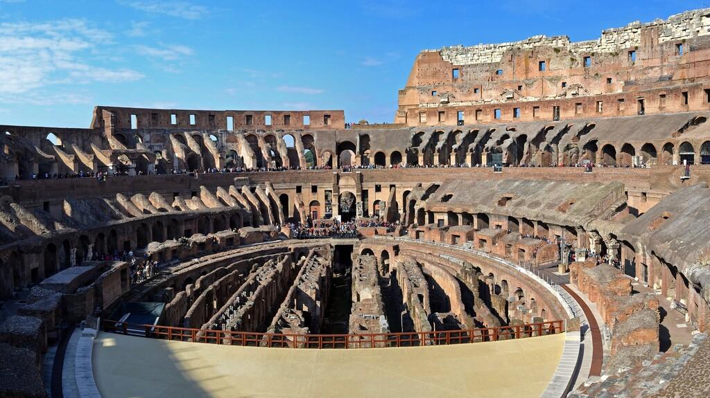 El Coliseo de Roma recuperará su arena, no sin cierta polémica