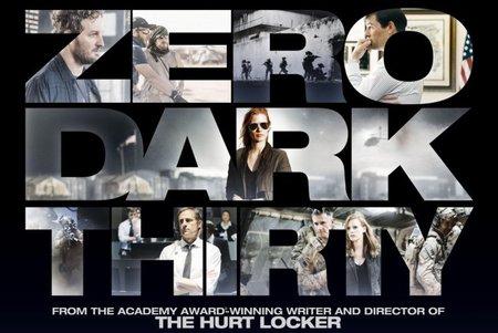 'La noche más oscura (Zero Dark Thirty)', la apasionante caza de Bin Laden