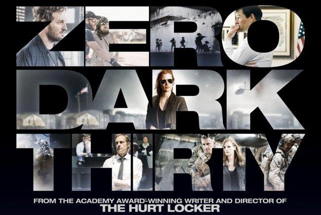 Imagen de un póster de La Noche Más Oscura (Zero Dark Thirty)