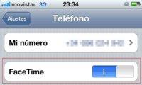 Problemas en FaceTime: Un error hace que activarlo nos cueste un SMS a Reino Unido