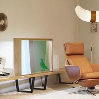 Esta es la propuesta de Panasonic para llevar las pantallas transparentes con paneles OLED a nuestros hogares