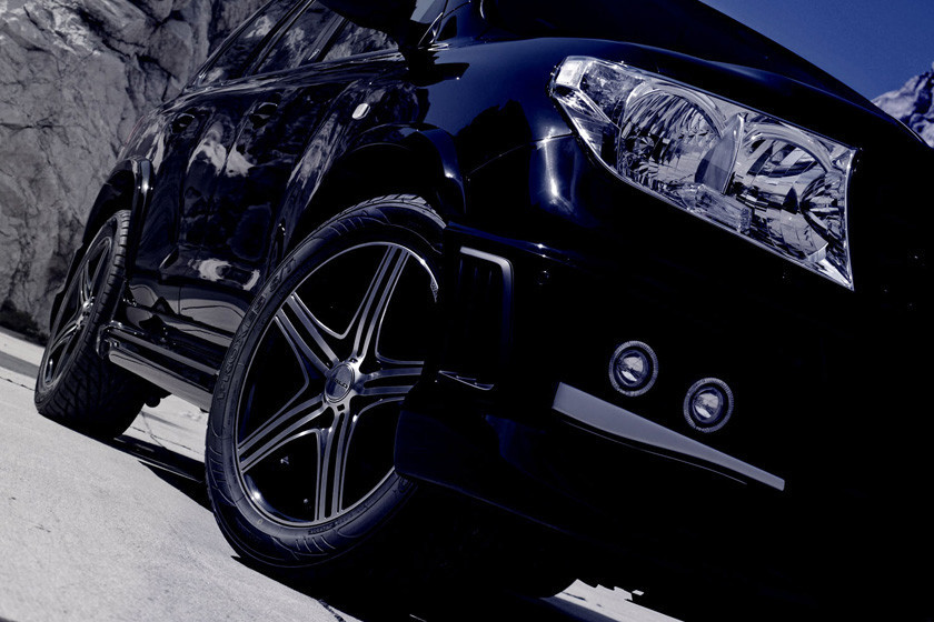 Foto de Toyota Land Cruiser Black Bison (8/23)
