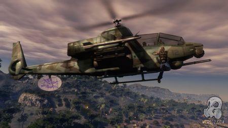 'Mercenaries 2: World in Flames', nuevas imágenes
