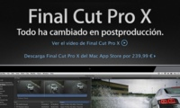 Final Cut Pro X se actualiza para permitir edición con varios ángulos y mejoras de compatibilidad