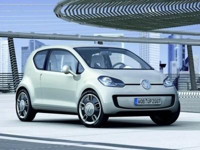 Lupo será el nombre del utilitario de Volkswagen basado en el Up!
