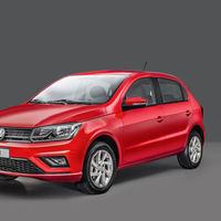 El Volkswagen Gol 2019 se pone al día con frontal e infotenimiento nuevos
