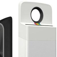 Los próximos MotoMods nos hacen recuperar la fe en la modularidad: impresora Polaroid y Alexa