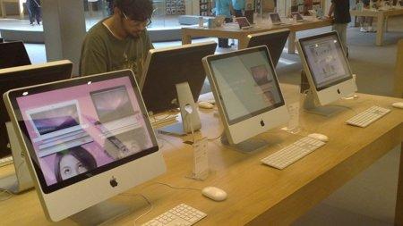 El iMac y el Mac Pro, sin disponibilidad en algunas Apple Store