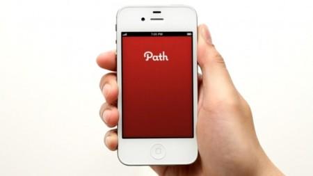 Path comienza su monetización. Nueva versión para iOS con pegatinas y filtros