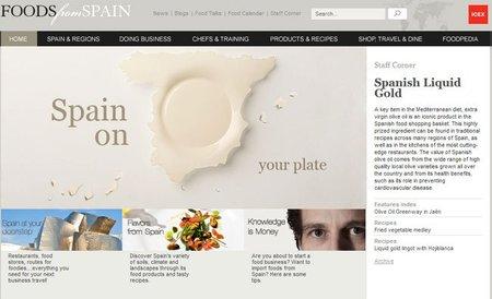 Foodsfromspain la gastronomía española en EEUU
