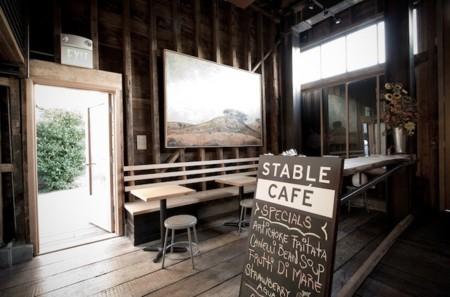 stable cafe entrada
