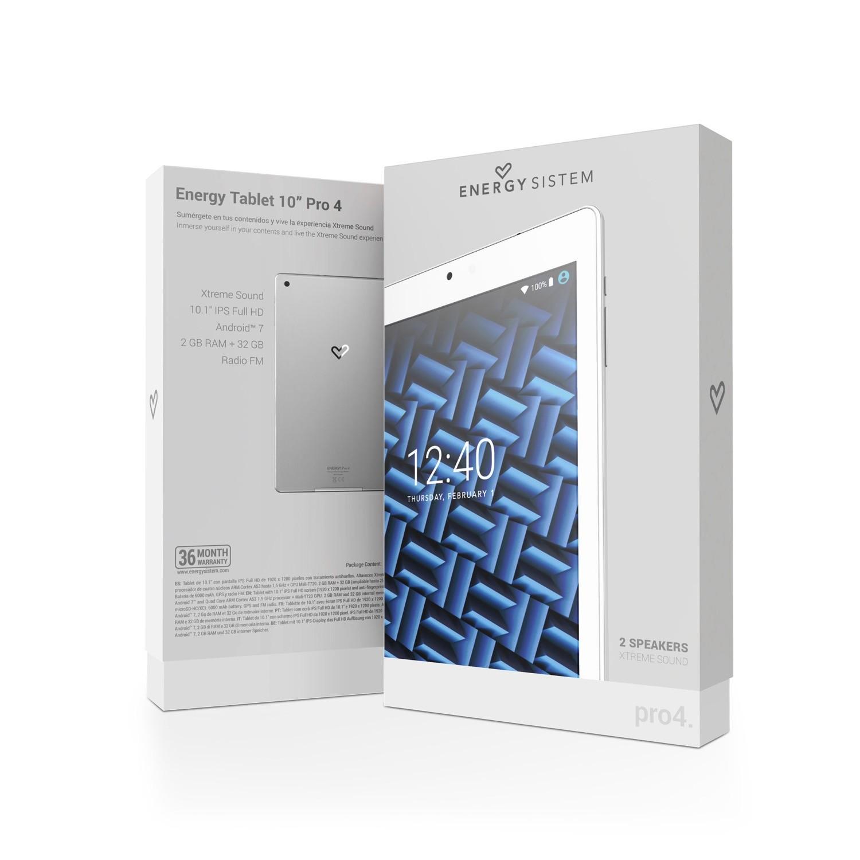 """Foto de Energy Tablet 10"""" Pro 4 (7/9)"""