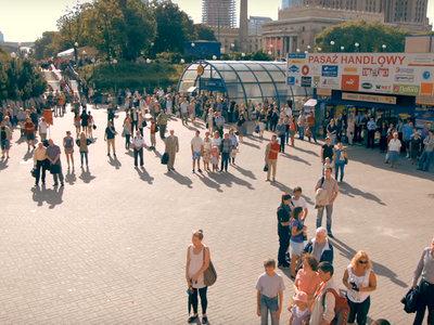 La ciudad que detiene el tiempo todos los años para recordar su aniquilación a manos de los nazis