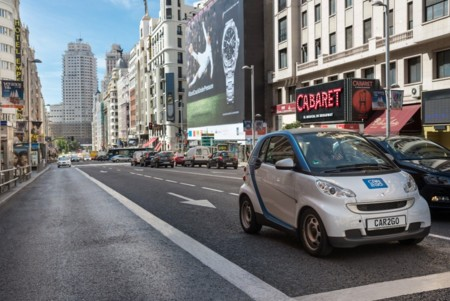 Car2go Madrid Ventas