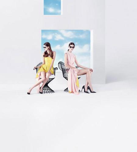 Vanderperre para Dior