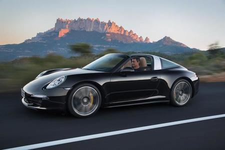 Porsche 911 Targa 2014 (991)