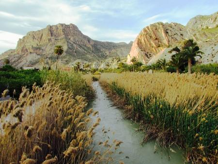 Valle de Ricote Ojós Murcia