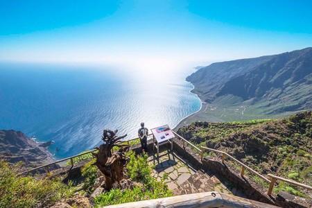 Mirador De Isora En La Isal De El Hierro Canarias Paraiso Natural