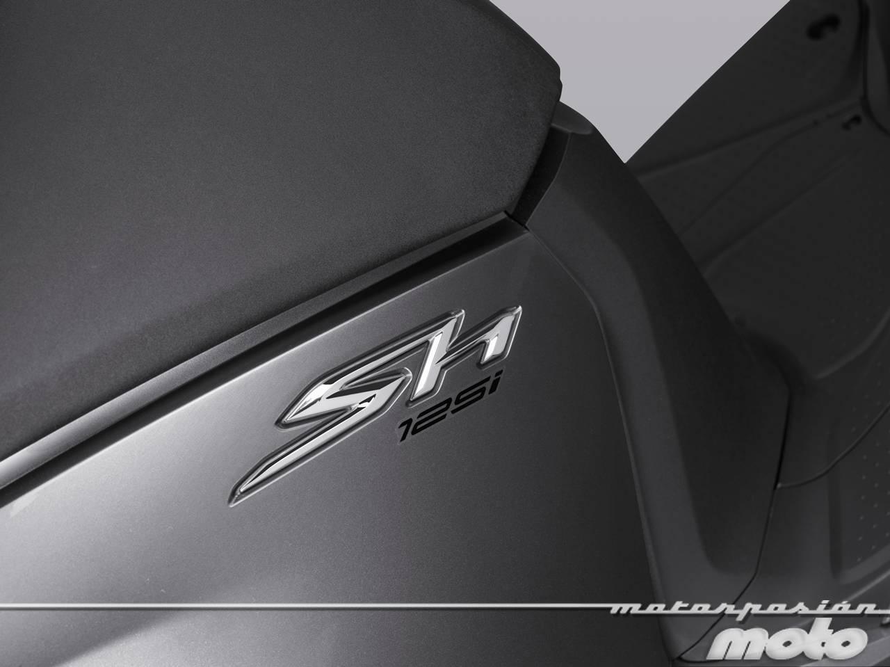 Foto de Honda Scoopy SH125i 2013, prueba (valoración, galería y ficha técnica)  - Fotos Detalles (57/81)
